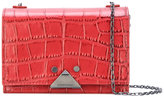 Emporio Armani mini shoulder bag - women - Leather - One Size