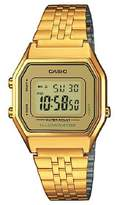 Casio Collection – Women's Digital Watch with Stainless Steel Bracelet – LA680WEGA-9ER