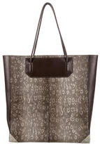 Alexander Wang Embossed Leather Prisma Tote