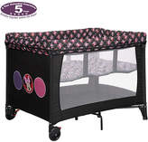 Disney Travel Cot and Bassinette - Minnie Circles