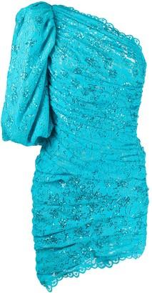 Giuseppe di Morabito One-Shoulder Mini Dress