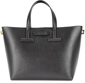 Tom Ford Mini T Saffiano Tote Bag