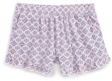 Tucker + Tate Girl's Print Ruffle Shorts