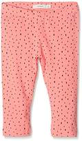 Name It Girl's Nitviviandi Aop Capri Legging Mz Trouser,98