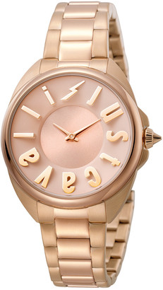 Just Cavalli Women's Logo Watch