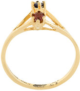 Iosselliani sapphire Heritage ring