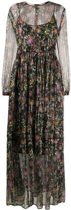 La DoubleJ Pemberley maxi dress