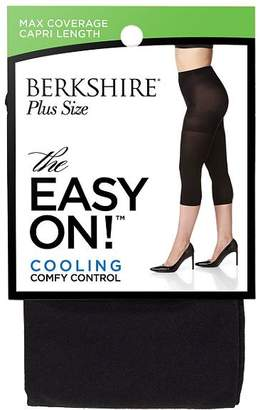 Berkshire Plus Size Easy On Cooling Control Top Capri