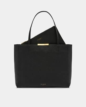 Ted Baker Soft Leather Shopper Bag