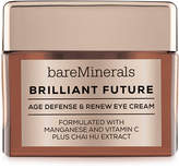 bareMinerals Correctives Brilliant Future Age Defense & Renew Eye Cream, 0.5 oz