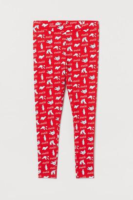 H&M H&M+ Patterned Leggings