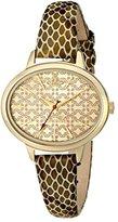 Vivienne Westwood Women's VV102GDGD Brondesbury Analog Display Swiss Quartz Gold Watch