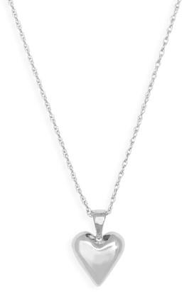 Sophie Buhai Tiny Heart Pendant Necklace
