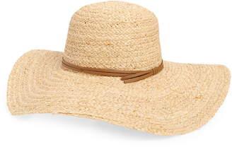 BP Straw Floppy Hat