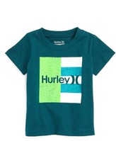 Hurley Infant Boy's Don'T Start Graphic Tee