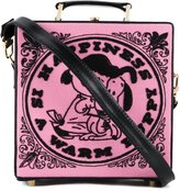 Olympia Le-Tan embroidered shoulder bag