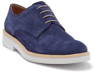 Bugatchi Suede Derby Shoe