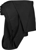Rick Owens Layered draped shell top