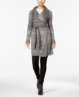 Style&Co. Style & Co. Space-Dyed Wrap Cardigan, Only at Macy's