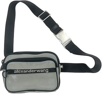 Alexander Wang Metallic Polyester Handbags