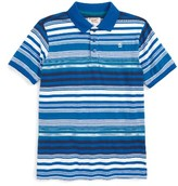 Original Penguin Boy's Stripe Polo