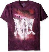 The Mountain Cosmic Unicorn T-Shirt