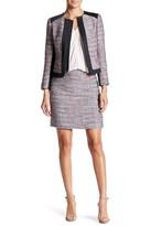 Vince Camuto Tweed Skirt (Petite)