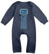 DHome Jumpsuit DHome Canuck Team Long-sleeve Newborn Warm Bodysuit