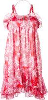 Carven floral print dress - women - Silk/Polyester/Acetate - 36