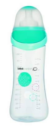 Bebe Confort Bebeconfort Maternity Easy-Clip 30000695 Feeding Bottle Polypropylene 360 ml Blue