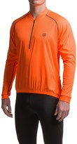 Canari Solar Flare Cycling Jersey - Zip Neck, Long Sleeve (For Men)