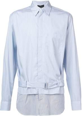 3.1 Phillip Lim Double-Layered Shirt-Jacket