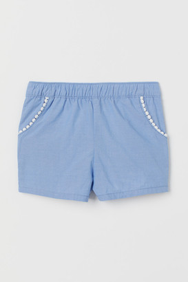 H&M Cotton shorts