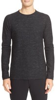 Wings + Horns Wool & Linen Crewneck Sweater