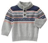 Gymboree Fair Isle Sweater