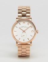 Marc Jacobs Baker Rose Gold Watch MBM3244