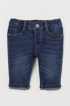 H&M Slim Fit Super Soft Jeans - Blue