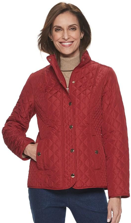 Croft /& Barrow Women's Button-Down Jacket Size XL