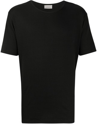 Lemaire short sleeve relaxed fit T-shirt