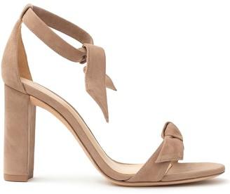 Alexandre Birman Clarita tie strap 90mm sandals