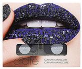 Ciaté Black Pearls & Opaque Black Caviar Manicure Set
