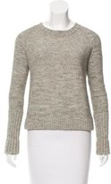 J Brand Crew Neck Knit Sweater
