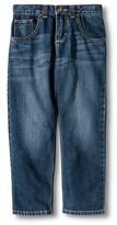 Wrangler Boys' Straight Leg Jean