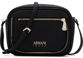 Armani Jeans Bubble Leather With Zippers