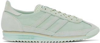 adidas Green SL 72 Low-Top Sneakers