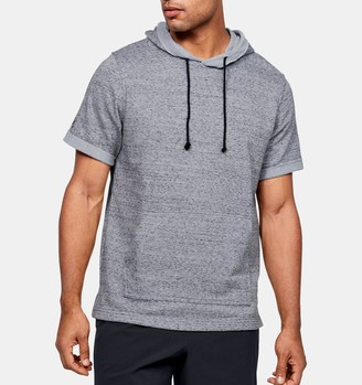 Under Armour Men's UA Sportstyle Stadium Short Sleeve Hoodie