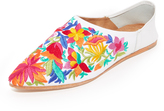 Jeffrey Campbell Vijay Embroidered Flats
