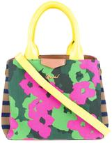 Muveil floral print tote - women - Cotton - One Size