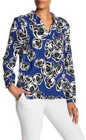Jones New York Patterned Tunic