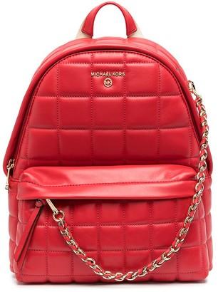 MICHAEL Michael Kors chain-detail Slater backpack